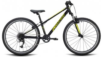 "Conway MS 260 26"" MTB bike kids size 31cm black/acid 2020"
