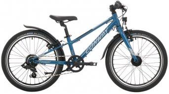 """Conway MC 200 20"""" MTB Komplettrad Kinder Gr. 23cm blue/grey Mod. 2020"""