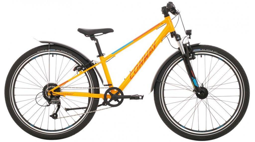 "Conway MC 260 26"" MTB Komplettrad Kinder Gr. 38cm lightorange/orange Mod. 2021"
