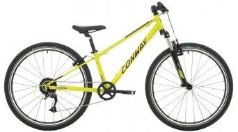 """Conway MS 260 26"""" MTB komplett kerékpár gyermek lime/black 2020 Modell"""