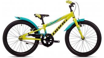 "Drag Alpha 20"" bici completa bambini . unisize mod. 2022"