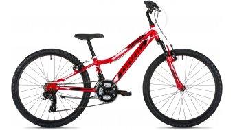 "Drag Hardy Junior 24"" bici completa bambini mis._ unisize _rosso/nero mod. 2022"