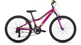 """Drag Little Grace 24"""" bici completa bambini mis._ unisize _purple/verde mod. 2022"""