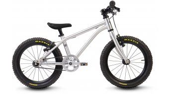 "Early Rider Belter Trail 16 Детско колело 16"" Сингълспийд Belt Drive brushed aluminium"