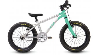 "Early Rider Belter Trail 16 bicleta para niños 16"" Singlespeed Belt Drive brushed"