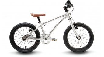 "Early Rider Belter Urban 16 kids bike 16"" singlespeed Belt Drive brushed aluminium"