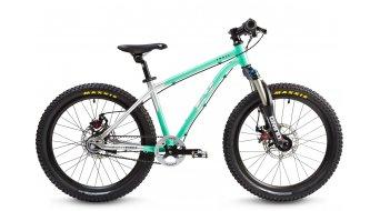"Early Rider Hellion Trail HT 20 kids bike 20"" X5 9 speed brushed"