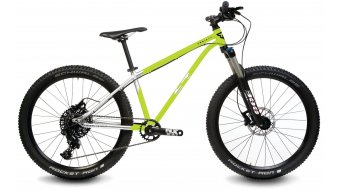 "Early Rider Hellion Trail 24 儿童运动单车 24"" NX 11档位 brushed"