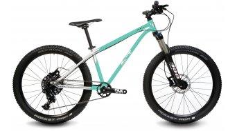 """Early Rider világosion Trail 24 gyermekkerékpár 24"""" NX 11 sebesség brushed"""