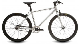 "Early Rider Hellion Urban 20 儿童运动单车 20"" Flat Bar 公路赛车 brushed aluminium"