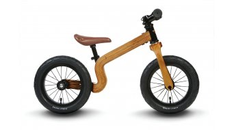 "Early Rider Runner Bonsai wheel kids bike 12"" natural"