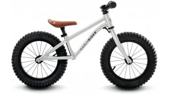 "Early Rider Runner Trail 14+ rueda completa bicleta para niños 14"" brushed aluminium"