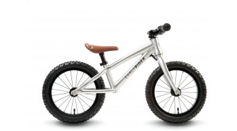 "Early Rider Runner Trail 14 rueda completa bicleta para niños 14"" brushed aluminium"