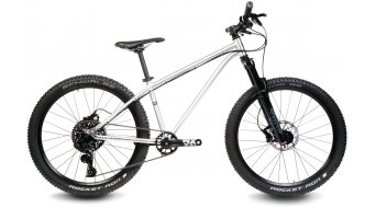 "Early Rider Works Trail 24 bicleta para niños 24"" GX 11 marchas brushed aluminium"