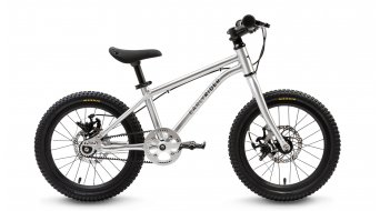 "Early Rider Belter Works Trail 16 bicleta para niños 16"" Singlespeed Belt Drive brushed aluminium"