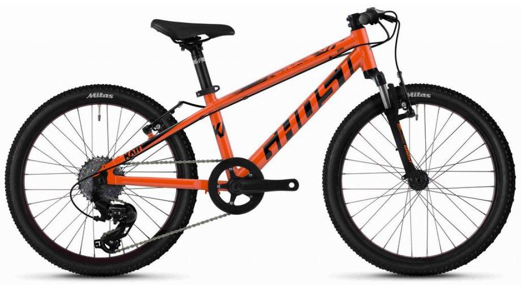 "Ghost Kato 2.0 AL U 20"" MTB Komplettrad Kinder Gr. unisize monarch orange/jet black Mod. 2020"
