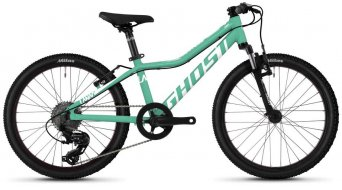 "Ghost Lanao 2.0 AL W 20"" MTB bike kids unisize jade blue/star white 2020"