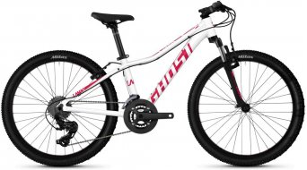 "Ghost Lanao 2.4 AL W 24"" MTB bike kids unisize star white/ruby pink 2020"