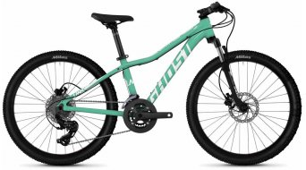 "Ghost Lanao D4.4 AL W 24"" MTB bike kids unisize jade blue/star white 2020"