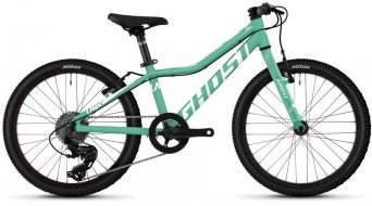 "Ghost Lanao R1.0 AL W 20"" MTB fiets kind (kinderen) unisize model 2020"