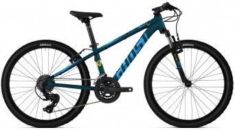Ghost Kato Base 24 MTB bici completa niños tamaño unisize petrol/shrillocea/riotblue Mod. 2021