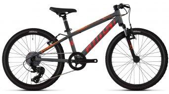 Ghost Kato Essential 20 MTB bici completa bambini mis.  unisize darksilver/rosso/riotblue mod. 2021
