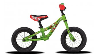 Ghost Powerkiddy AL 12 Komplettrad Kinder Gr. unisize riot green/riot red/star white Mod. 2021