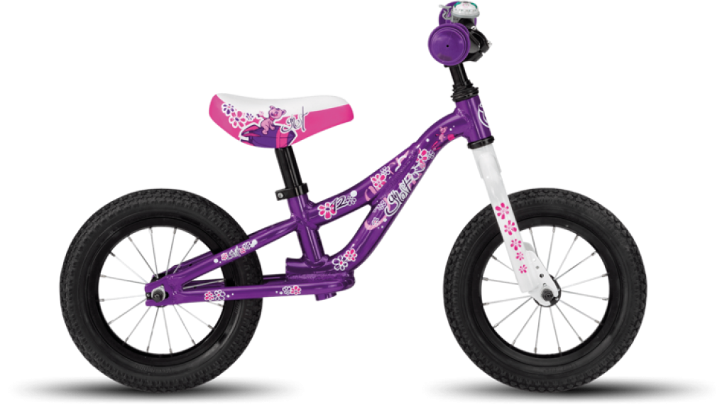"Ghost Powerkiddy AL 12"" Komplettrad Kinder Gr. unisize violet/star white/fuchsia pink Mod. 2020"