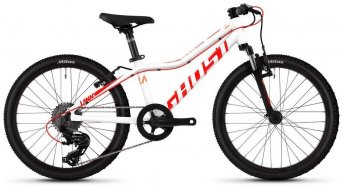 "Ghost Lanao Kid 2.0 AL W 20"" MTB Komplettrad Kinder Gr. unisize star white/neon red/juice orange Mod. 2019"