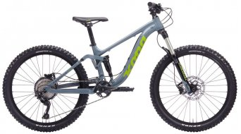 "KONA Process 24 24"" MTB fiets maat 24"" battleship gray model 2020"