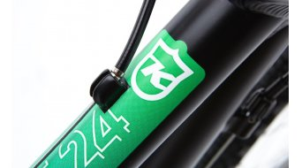 Kona Jake 24 Komplettbike Gr. 35cm black Mod. 2016