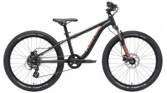"KONA Honzo 2-4 24"" kids bike size charcoal 2019"
