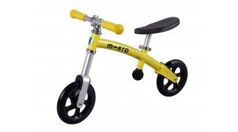 Micro G- vélo enfants-roue jaune