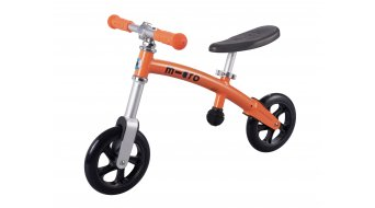 Micro G-Bike Kinder-Laufrad orange
