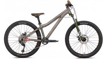 "NS Bikes Clash JR 24"" niños-bici completa tamaño Unisize anthracite Mod. 2018"