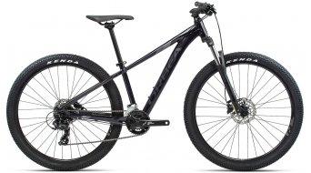 Orbea MX 27 Dirt 27.5 MTB bike kids size  unisize gloss  metallic  black/mat  grey 2021