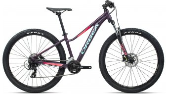 Orbea MX 27 ENT Dirt 27.5 MTB bike kids size  unisize purple/mat  pink 2021