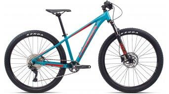 "Orbea Mx27 XC 27.5"" MTB bici completa bambini mis._ unisize blu_bondi/gloss_bright_rosso mod. 2021"