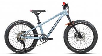 Orbea Laufey H30 20 MTB(山地) 整车 儿童 型号 均码 blue grey/gloss bright red 款型 2021