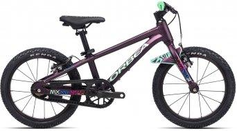 Orbea MX16 16 MTB Komplettrad Kinder Gr. unisize matte purple/gloss mint Mod. 2021