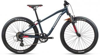 Orbea MX 24 XC 24 MTB Детски велосипед, размер unisize матов синьо bondi/gloss bright червено модел 2021