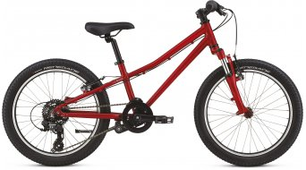 "Specialized Hotrock 20"" MTB Komplettrad Kinder Gr. 22.9cm (9"") candy red/rocket red Mod. 2020"