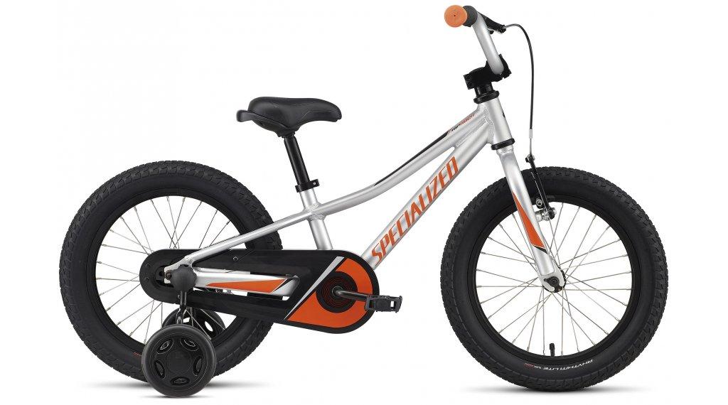 """Specialized Riprock Coaster 16"""" MTB Komplettrad Kinder Gr. unisize light silver/moto orange/black Mod. 2020"""
