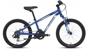 Specialized Hotrock 20 6-spd Boys MTB Komplettbike Kinder-Rad Gr. 22,9cm (9) blue/white/black Mod. 2017