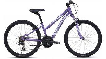 Specialized Hotrock 24 21-spd Girl MTB Komplettbike Kinder-Rad Gr. 27,9cm (11) purple/white Mod. 2016
