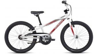 Specialized Hotrock 20 Coaster MTB Komplettbike Kinder-Rad Gr. 22,9cm (9) white/red/black Mod. 2016