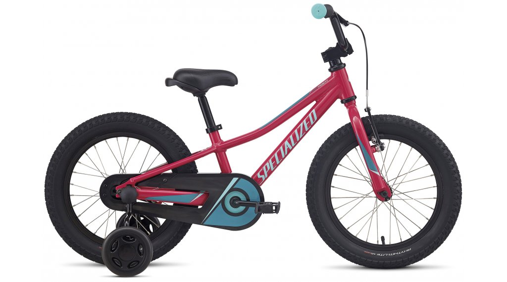 Specialized Riprock Coaster 16 MTB Komplettrad Kinder Gr. unisize rainbow flake pink/turquoise/light turquoise Mod. 2020