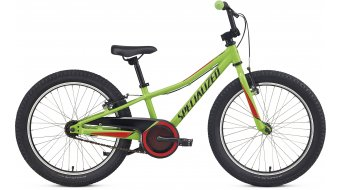 """Specialized Riprock Coaster 20"""" MTB bike kids bicycle unisize monster green/nordic red/black 2018"""