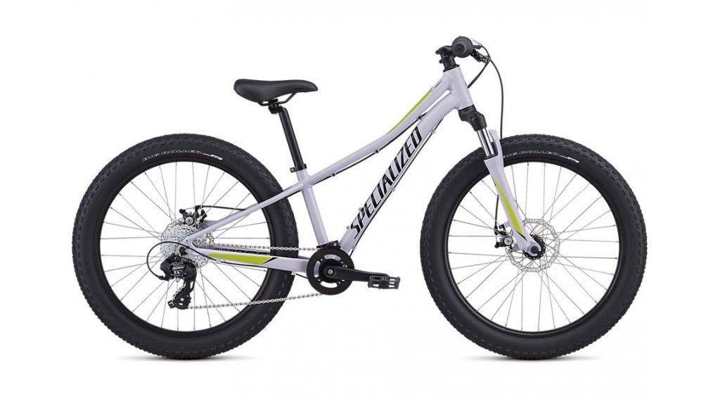 Specialized Riprock 24 Fattie MTB(山地) 儿童-Rad 整车 型号 27.9厘米 (11) uv lilac/ion/black 款型 2019
