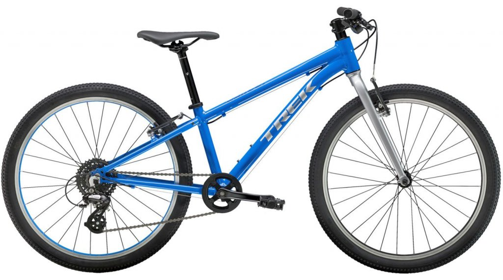 "Trek Wahoo 24 24"" 儿童-Rad 整车 one size waterloo blue/quicksilver 款型 2019"